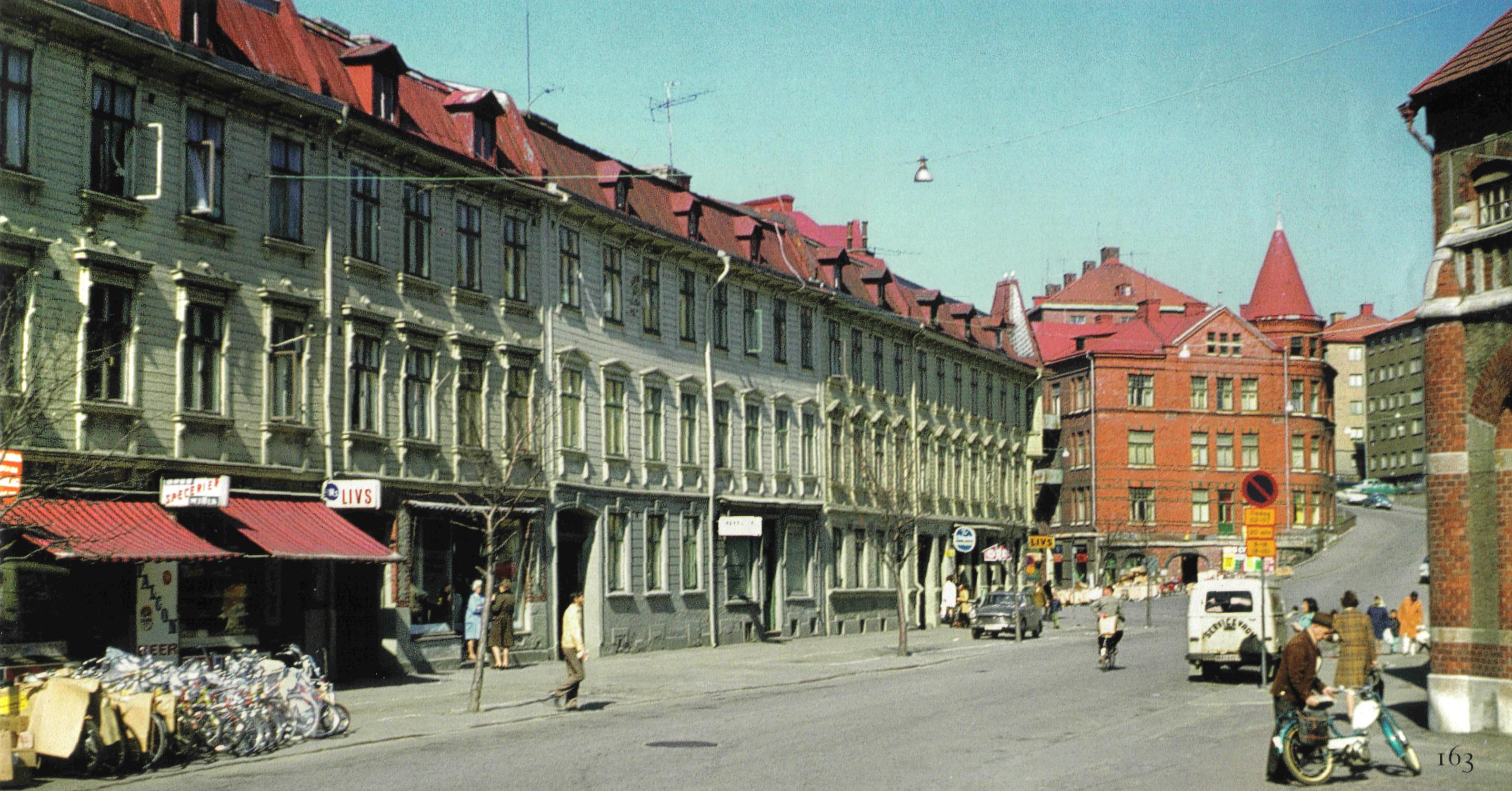 frisör redbergsplatsen göteborg